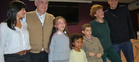 De izda a Dcha.,, Marta Frechilla, Eduardo Pérez, Yoana Cerreduela,Ivelisse Molina, Adrián Morate, Ana Gallego y Ramón OrtegaJPG (1)