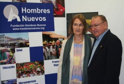 Charla Nicolás Castellanos en la Fundación