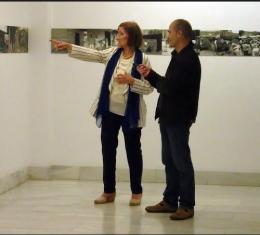 Exposición 20 años de historia solidaria