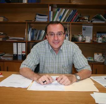 Andreu Oliva, rector de la UCA de El Salvador Foto UCA